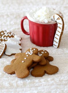 The secret to chewy, good gingerbread cookies.