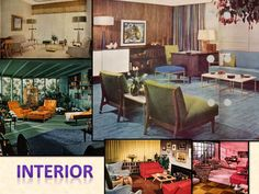 1950's interior