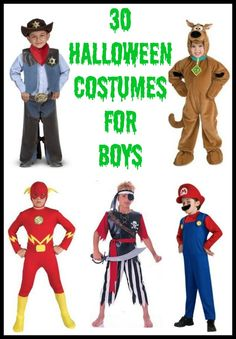 halloween costume list