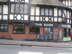 The Edge Croydon London, England, Broadway Shows, City, Cities, English, British, United Kingdom
