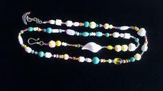 1950-60s vintage beads. Metals hand cast in Greece. winnieandbelle