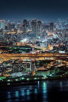 Osaka, Japan #travel