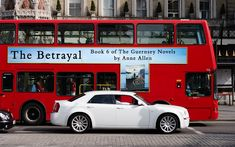 The Betrayal (The Guernsey Novels book 6) by author Anne Allen is perfect for fans of The Guernsey Literary and Potato Peel Pie Society.