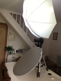 Studio lighting on a budget