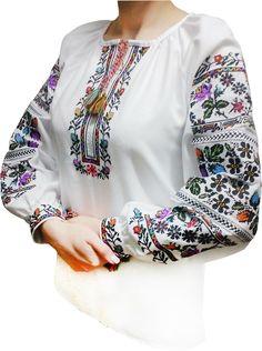 """#вишиванка, блузка жіноча """"Мольфарка"""" (Арт. 01317), 1 750 ГРН."""