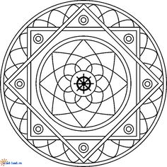 mandala coloring pages maybe use as a pillow? Needlepoint