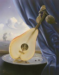 Surrealistic Art by Vladmir Kush