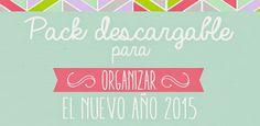 SUPER Pack para organizar la vuelta al cole el nuevo año 2015 PLANING, AGENDAS, LISTAS, HORARIOS, ETC
