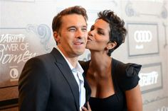 Halle Berry: I met my fiancé, Olivier Martinez, on a s--- movie
