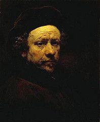 Rembrandt van Rijn (1606-1669) - 1659 Self-Portrait