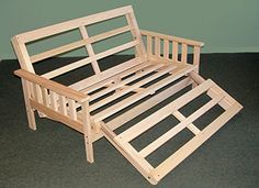 how to make a fold out sofa futon bed frame   google search build your own futon  diy plans   i might make an easier version      rh   pinterest