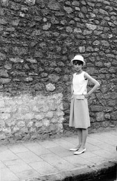 Rare Audrey Hepburn — Audrey Hepburn photographed byGiancarlo Botti in...