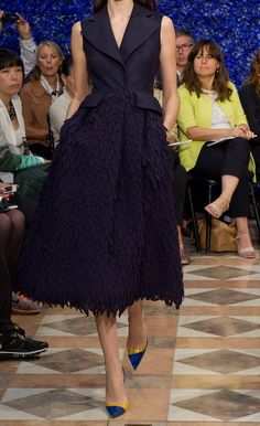 #Christian #Dior #Couture Fall 2012