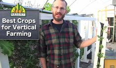 In this video, vertical farming expert, Dr. Nate Storey, discusses the best crops to plant when starting a vertical farm or vertical garden using aquaponics ...