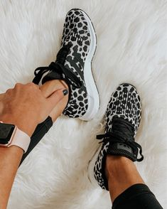 Womens Sneakers – High Fashion For Women Leopard Print Adidas, Leopard Print Sneakers, Cheetah Print, Cute Shoes, Me Too Shoes, Trendy Shoes, Tennis Shoes Outfit, Slip On Tennis Shoes, Golf Shoes