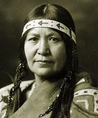 """""""Everything on the earth has a purpose, every disease an herb to cure it, and every person a mission. This is the Indian theory of existence.""""  --Mourning Dove (Salish) 1888-1936"""