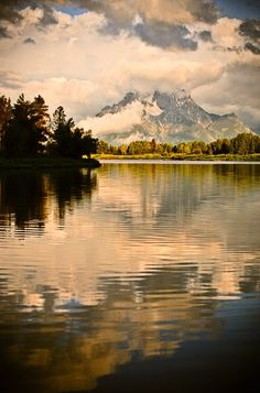 Oxbow Bend, Wyoming!