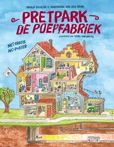 Het leukste kinderboek voor wie alles wil weten over een gezonde buik! Nu overal te koop.