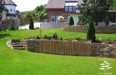 Terasovitá zahrada – realizujeme zahrady v Brně a okolí