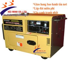http://sieuthidienmaychinhhang.vn/vi/san-pham/may-phat-dien-chay-dau-25kw-50kw-2953.html Máy phát điện chạy dầu diesel KAMA Sản phẩm công nghệ đức sản xuất tại Trung Quốc Có máy phát điện chạy dầu 1 pha và 3 pha Các dòng dân dụng có:  3,2 kva, 5,5 kva, 11 KVA, 9,5 KVA, 11,6 KVA Các dòng công nghiệp có:  14,5 KVA, 20 KVA, 18,5 KVA, 26 KVA Máy phát điện chạy dầu diesel HYUNDAI Sản phẩm công nghệ Hàn sản xuất tại Trung Quốc Có máy phát điện chạy…
