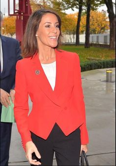 Princess Marie of Denmark, as Protector of the Danish National Commission for UNESCO, is in Paris attending an UNESCO conference.28/10/2015