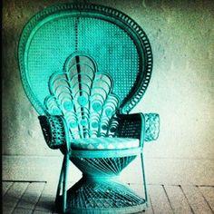 Eye candy: de Peacock Chair - Roomed   roomed.nl