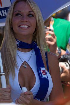 Yamaha Racing Girl