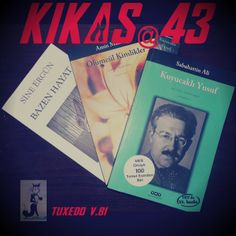 KIKAS 43 #kikas #kitap #grup #beyoglu #kuyucakliyusuf #olumculkimlikler #bazenhayat