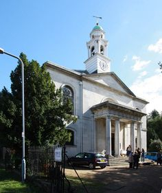 St Mary, Overton Drive, London near to Wanstead, Redbridge, Great Britain Warm Fuzzies, Great Britain, San Francisco Ferry, Past, Nostalgia, London, Building, Places, Travel
