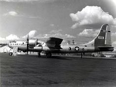 US Air Force - Boeing WB-50D Superfortress (Sn 48-115)