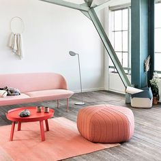 « The Five pouf is designed by Anderssen & Voll for Muuto. Four colours available. #fivepouf #muuto #anderssenvoll #homedecor #scandinaviandesign… »