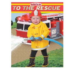 To The Rescue Board Book, 76727