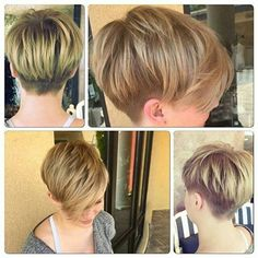 Aktuelle Trendfrisuren! Sommeranfang 2016 mit einer dieser 10 super trendy Shorcuts! - Neue Frisur