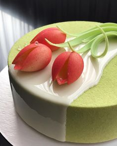 Zumbo's Just Desserts, Layered Desserts, Delicious Desserts, Cake Decorating For Beginners, Cake Decorating Tips, Amazing Cakes, Beautiful Cakes, Chocolate Garnishes, Dessert Decoration