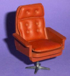 Lundby 1970s chair