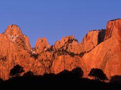 Crimson Rise, Zion, Utah