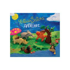 Yellow Sisters - Zvěřinec (CD, Album) at Discogs Gifts For Kids, To My Daughter, Dinosaur Stuffed Animal, Sisters, Learning, Yellow, Toys, Baby, Fictional Characters