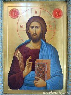 Byzantine Art, Orthodox Icons, Jesus Christ, Catholic, Lord, Gallery, Artwork, Painting, Cyprus