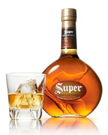 Super Nikka, Japanese Whisky, made by THE NIKKA WHISKY DISTILLING CO.