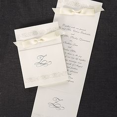 Perfect Love - #Invitation weddingneeds.carlsoncraft.com