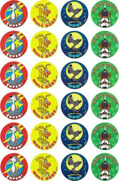 Happy Dogs Merit Stickers - Australian Teaching Aids - 96 brightly coloured dog stickers to reward or decorate. Reward Stickers, Teacher Stickers, Teaching Aids, Child Life, Happy Dogs, Classroom Ideas, Pets, School, Animals