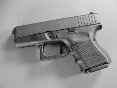 Glock 26 Gen 4. Would like to try it some day.