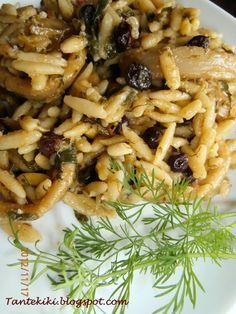 Tante Kiki: Κριθαρότο με καλαμαράκια Risotto, Eat, Ethnic Recipes, Food, Essen, Meals, Yemek, Eten