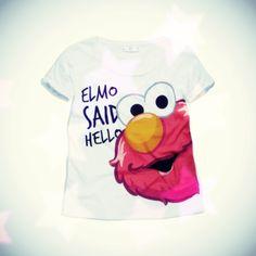 elmo said  #hibitch