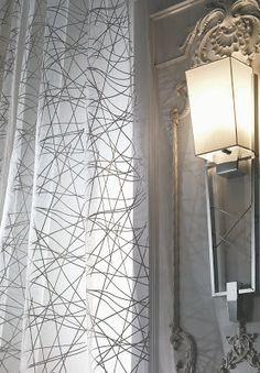 Oltre 1000 idee su tende soggiorno su pinterest tende a - Tende per soggiorno moderno ...