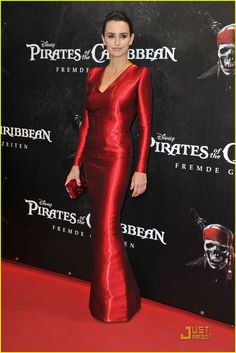 Penelope Cruz in Armani Prive