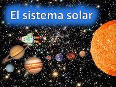 el sistema solar - Los planetas (Cantando aprendo a hablar) - YouTube