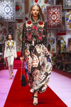 Dolce & Gabbana Ready To Wear Spring Summer 2018 Milan
