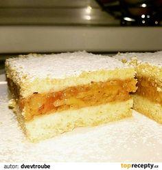 V misce rukama smícháme všechny suroviny na těsto. Pokud by se těsto nechtělo spojit, přidejte ještě trochu vína. Hotové těsto dejte na chvilku... Chocolate Velvet Cake, Yami Yami, Churro, Dessert Recipes, Desserts, Flan, No Bake Cake, Apple Pie, Vanilla Cake