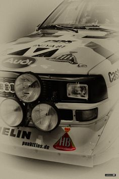 Quattro: Audi is history in the making                                                                                                                                                                                 Mehr